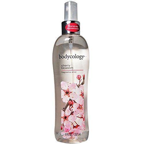 Bodycology Fragrance Mist, Cherry Blossom 8 oz