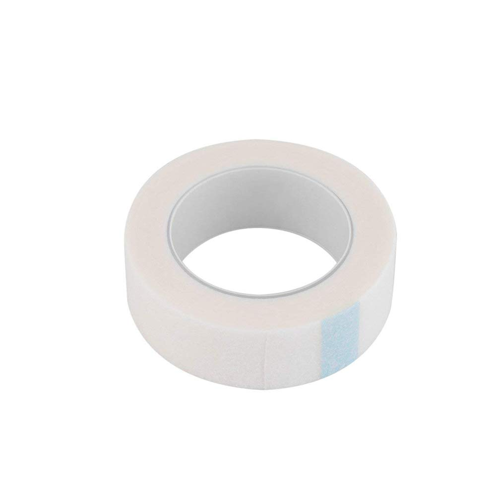 Xeminor Tearable Sports Tape, Lightweight Strapping Tape for Injuries and Support, Medical Tape, Injury Prevention, Non-Stretch, Conforming, 1.25 cm x 5 m, White