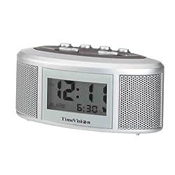 Super Loud Alarm Portable Clock