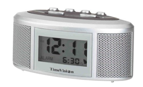 Super Loud Alarm Portable Clock