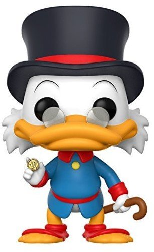 amazon com funko pop disney ducktales scrooge mcduck collectible