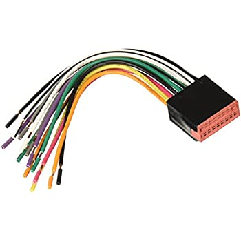 41nXYlU6XLL._SL500_AC_SS350_ amazon com metra 70 1771 radio wiring harness for ford lincoln ford stereo wiring harness at readyjetset.co