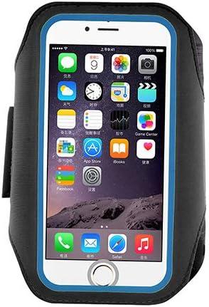 [해외]Armband Sports Exercise Armband For iPhone 6P7P8P ArmTrek Sports Exercise Armband For iPhone Case Running Pouch Fingerprint Touch Compatible Key Holder Good for HikingBikingWalking (Black) / Armband Sports Exercise Armband For iPho...