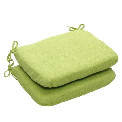 Pillow Perfect Outdoor Textured Cushion