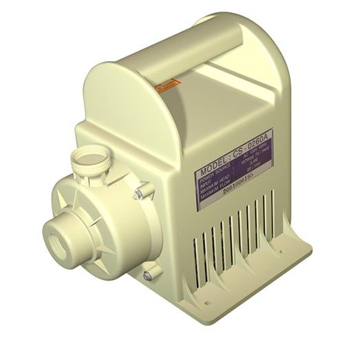 (General Hydroponics GH2707 1250 GPH TNC 1/4 HP Water Pump)