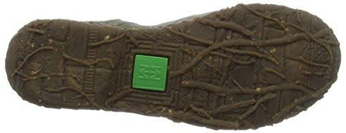 El Naturalista N959 Pleasant Angkor, Stivali Chelsea Donna, Verde (Kaki), 38 EU