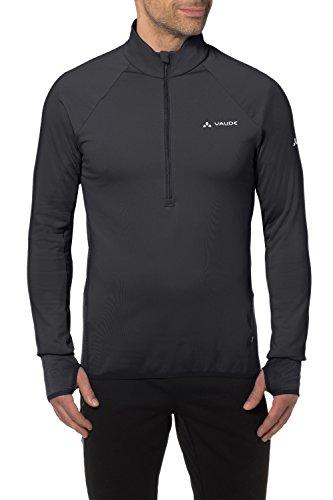 VAUDE Herren Pullover Livigno Halfzip, black, XL, 04279