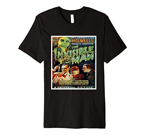 Awesome Monster Movie Classic Horror Movie Film Fans Shirts Premium T-Shirt ()