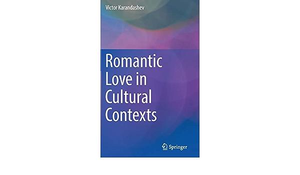 Romantic love across cultures