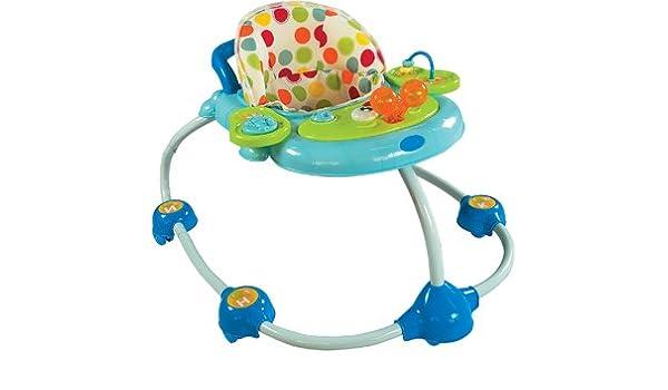 Baby Walker First Steps - Peluche musical para niños, diseño con ...