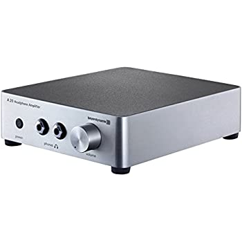 Beyerdynamic A20 Headphone Amplifier - Silver