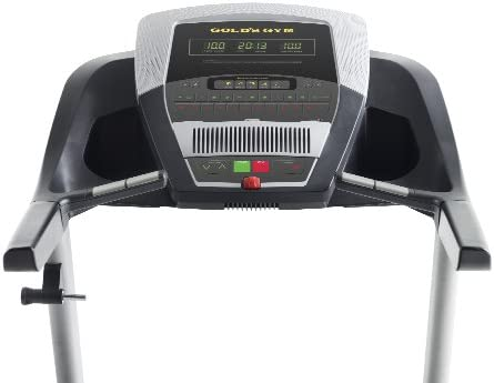 Gold's Gym Trainer 720 Treadmill 8