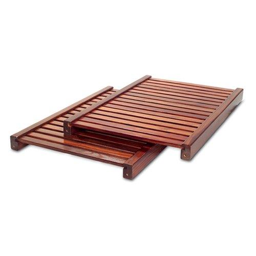 John Louis Home JLH-566 Deluxe Adjustable Shelves Kit, Red (John Louis Home Closet Organizer)