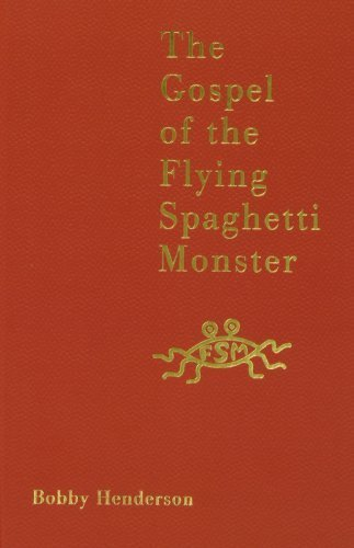 book of the flying spaghetti monster pdf