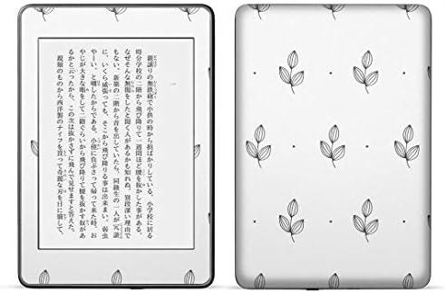 igsticker kindle paperwhite 第4世代 専用スキンシール キンドル ペーパーホワイト タブレット 電子書籍 裏表2枚セット カバー 保護 フィルム ステッカー 050379