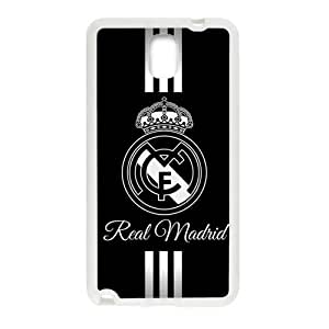 Real Madrid Cell Phone Case for Samsung Galaxy Note3