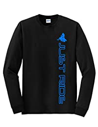 JUST RIDE Sled Shirt Long Sleeve