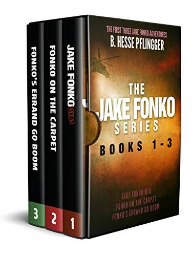 The Jake Fonko Series: Books 1, 2 & 3 (Jake Fonko Collection)