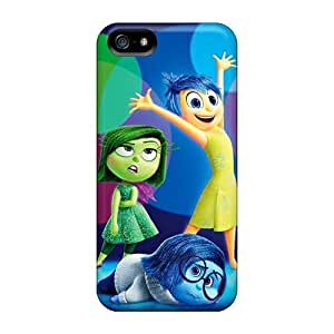 Protective Cell-phone Hard Cover For Iphone 5/5s With Customized High Resolution Inside Out Pictures KaraPerron