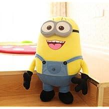 Lifeshow 50cm Despicable Me 2 Jorge Minion 3D Big Laugh Large Plush Toys Soft Toy collectible Boy Toys