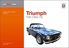 The TR6 was often described as 'the last hairy-chested British sports car.' Its modern lines may have hidden its rugged construction dating from another era, but its performance was anything but. 120mph was easily attainable, and it fo...