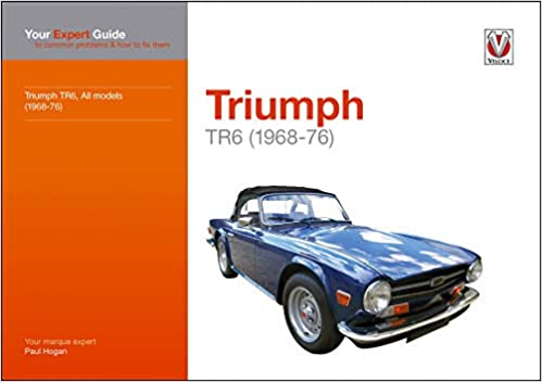Triumph Tr6 Your Expert Guide To Common Problems How To Fix Them