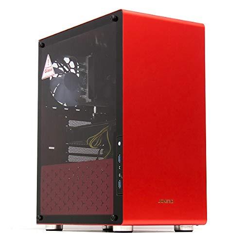 【開店記念セール!】 中古パソコン ゲーミングPC GeForce デスクトップ 本体 自作機 デスクトップ GeForce GTX1070 新品SSD搭載 自作機 Core i7 7700K 4.2GHz 24GB 512GB Windows10 Office搭載 B07QSQZHKW, APUショップ:1b951f07 --- arianechie.dominiotemporario.com