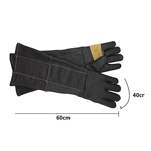 PG-One Anti-bite Safety bite Gloves for Catch Dog,cat,Reptile,Animal