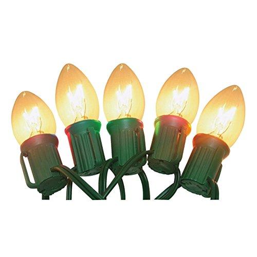 Large Bulb Christmas Lights: Amazon.com