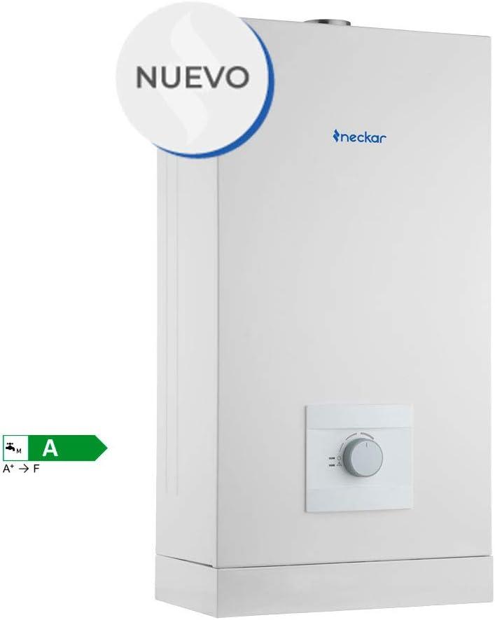 Calentador 10L NECKAR estanco W10AME butano