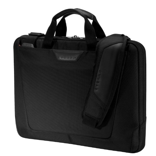 Everki Agile Slim Laptop Bag - Briefcase, Fits up to 16-Inch (EKB424)