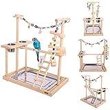 Amazon Com Birdscomfort Small Parrot Play Gym Bird