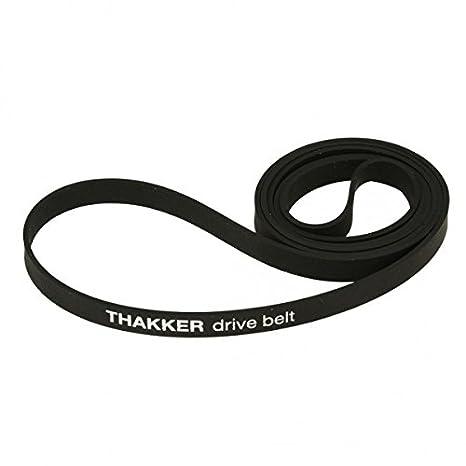 Thorens TD 160 Original Thakker Cinghia Giradischi Belt:  ...