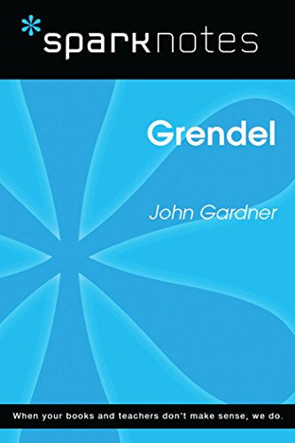 Grendel (SparkNotes Literature Guide) (SparkNotes Literature Guide Series)