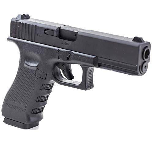 Glock 17 Gen4 gaz Airsoft-Réplique à Billes-Semi-Automatique-Culasse métal -blowback-Puissance 0.5 Joule… 5