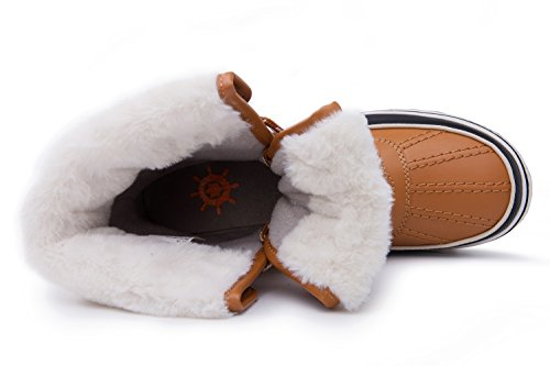 Snow Women's 1706 Winter 1706camel Globalwin Boots Rq0Oxw