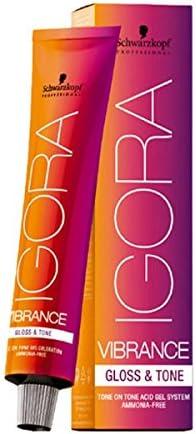 Schwarzkopf Igora Vibrance Tinte, Tono 5-99 - 50 ml