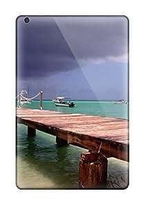 For Ipad Mini/mini 2 Tpu Phone Case Cover(bridge )