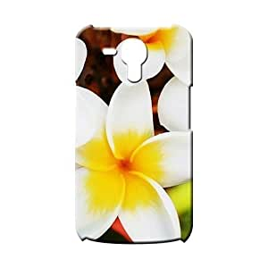 Samsung Galaxy S3 Mini covers Special New Fashion Cases mobile phone carrying covers pretty plumeria