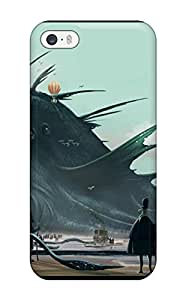 Emilia Moore's Shop High-end Case Cover Protector For Iphone 5/5s(creature)