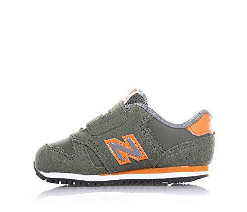 New Balance - Zapatillas para niños Verde