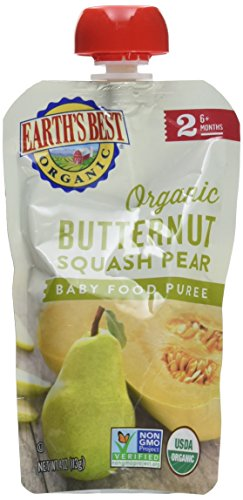 Earths Best 2nd Foods Purees product image