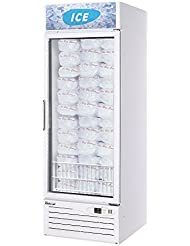 Turbo Air - 27 1 Door Bagged Ice Merchandiser