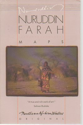 book cover of Maps