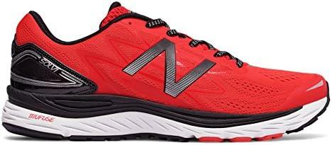 New Balance MSOLV Running Rojo Negro MSOLV RF1: Amazon.es: Zapatos y complementos