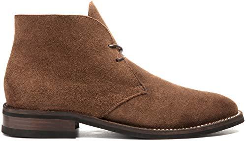 Cognac Chukka Men's Boot Suede Scout Boot Thursday Company qYtCI