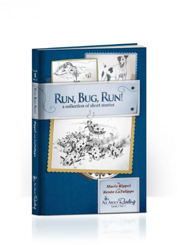 All About Reading - Run, Bug, Run! (All About Reading)