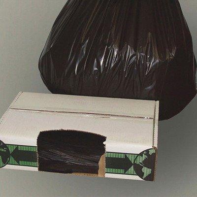 40'' x 48'' Linear Low-Density Ecosac in Black