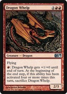 Magic: the Gathering - Dragon Whelp - Magic 2010