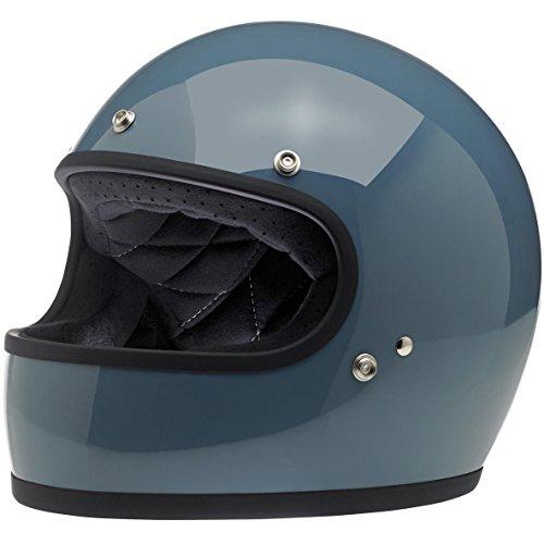 Retro Style Full Face Helmet - 4